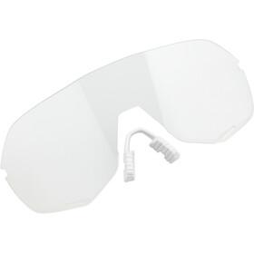 100% S2 Hiper Mirror Lunettes, matte off white